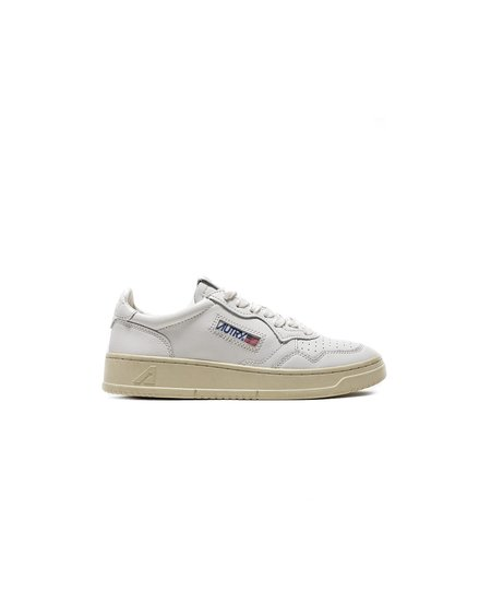 AUTRY Autry Medalist LL15 Shoes - White/White
