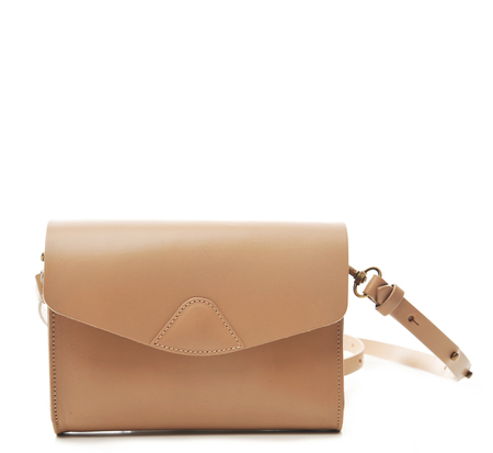 VereVerto Taupe Mini Mox Bag