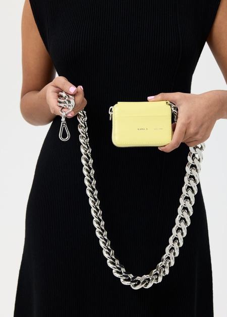 KARA Bike Chain Wallet - Butter