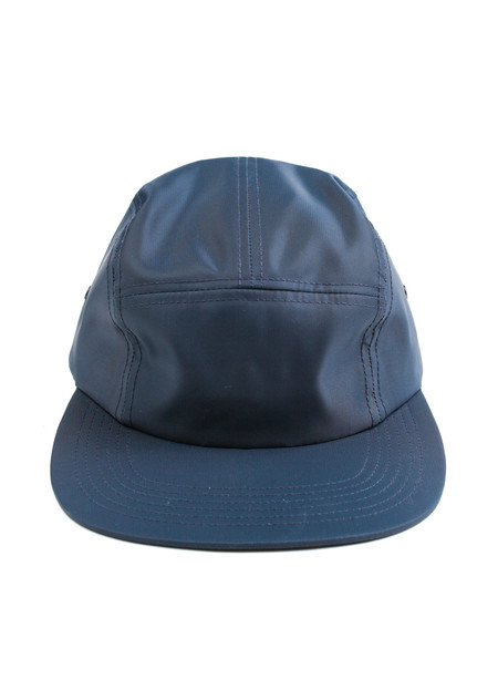 Norse Projects 5 Panel Nylon Cap Navy