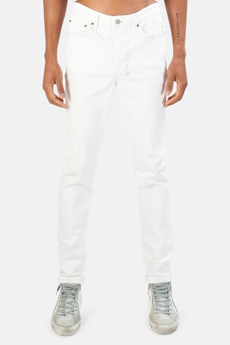 Ksubi Chitch Jeans - BLIZZARD White