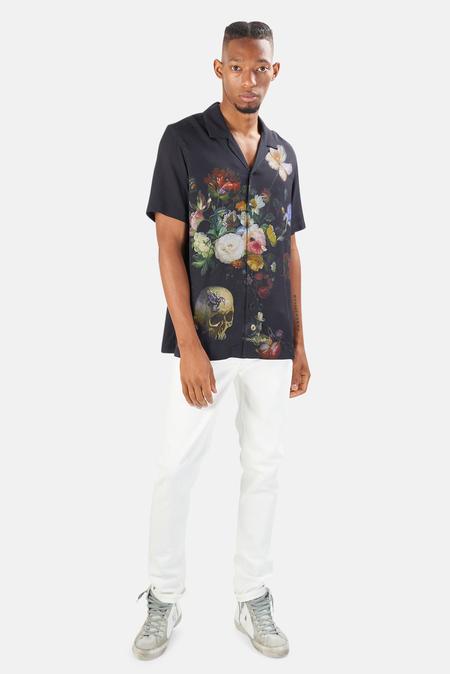 Ksubi Still Life Resort Shirt - Black