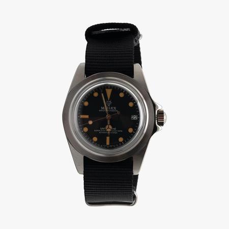 Maharishi Royal Marine 1950 Watch / Steel