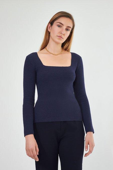Nanushka Ambru Sweater - Navy