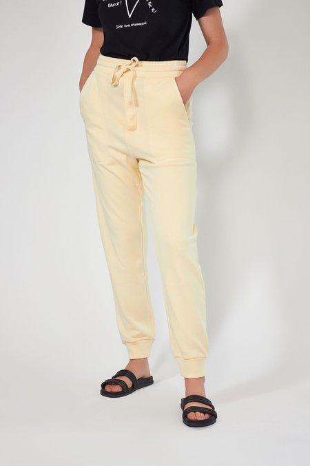 Nanushka Shay Sweatpants - Creme