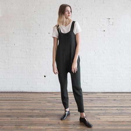 Lauren Manoogian Waders Pine Black