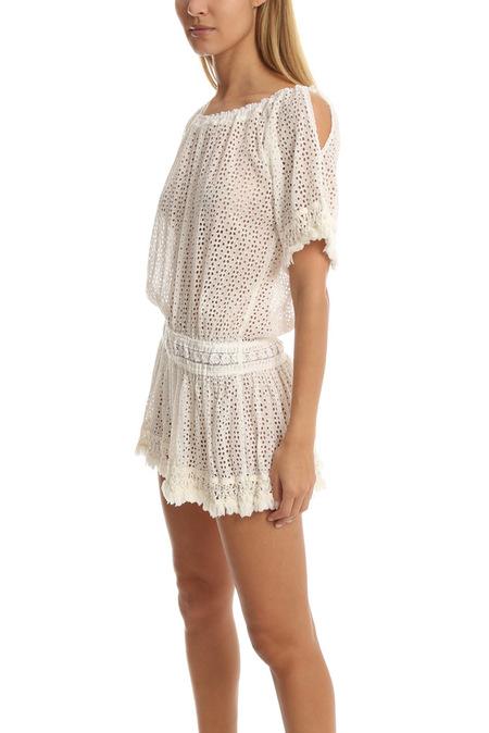 Sunday Saint-Tropez Women's Vicky Dress - Blanc