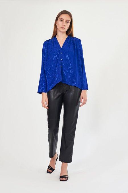 Roseanna Gift Doris Blouse - klein blue