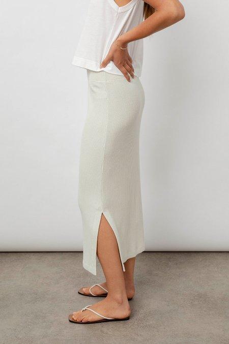 Rails Angie Knit Skirt - Ivory