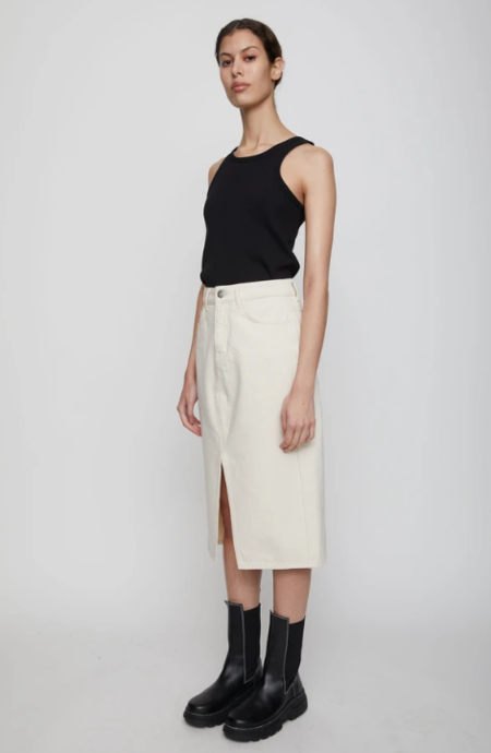 JUST Female The Pacific Skirt - natural