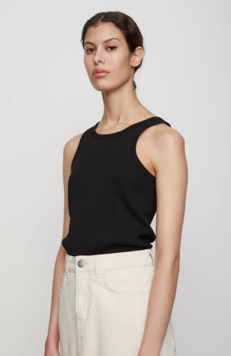 JUST Female The Rancho Top - Black