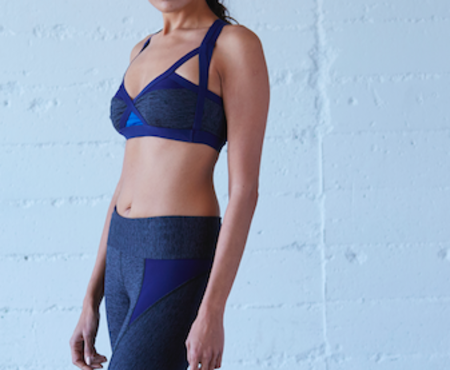 VPL Ippon Bra - Navy