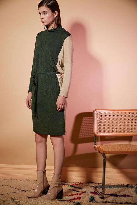 Eve Gravel Robe NIGHT TRAIN dress