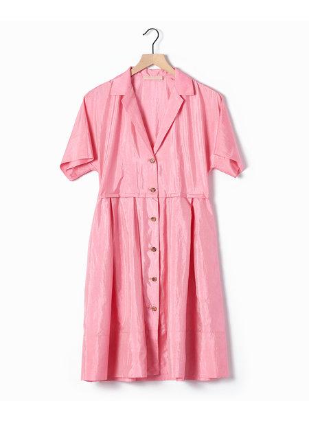 Brock Collection Donna Dress - Rose