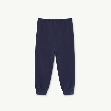 Kids The Animals Observatory Panther Jogger Pant - Deep Blue