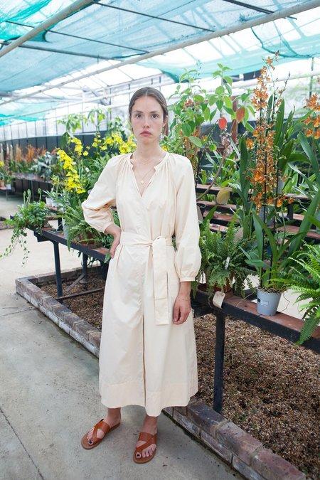 Soeur Olbia Cotton Dress - Ecru
