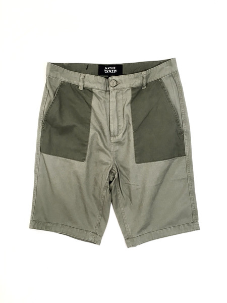 Native Youth Bamburgh Shorts