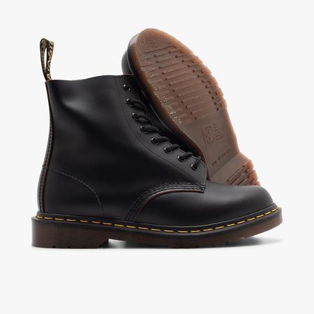 Dr. Martens 1460 Shoes - Black Quilon