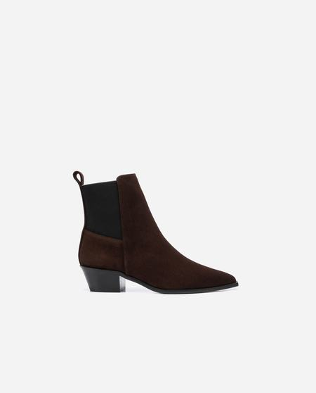 Flattered Willow Boot -  Chocolate