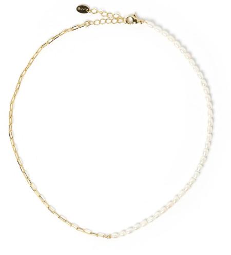 AOE Horizon Necklace - Gold