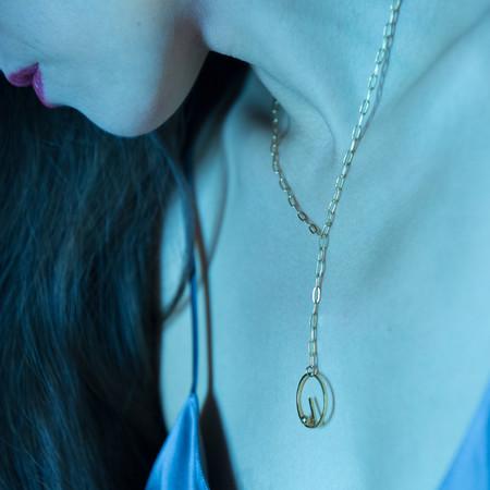 Alynne Lavigne Free Spin Necklace