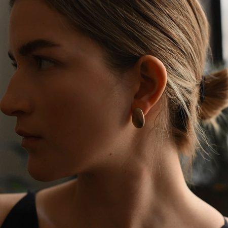 8.6.4 Pomme Earrings - Sterling Silver