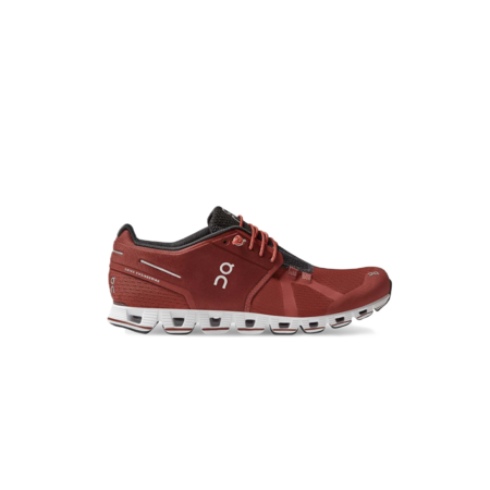 On shoes Cloud Women 19.99193 sneakers - Ruby/White