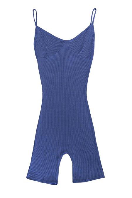 Selva / Negra Yamel Body Suit - Seaside Jersey