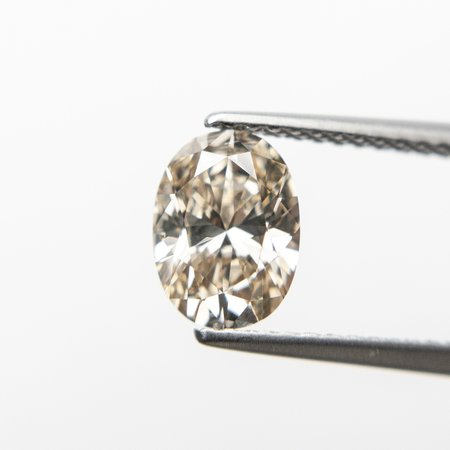 Misfit Diamonds Oval Brilliant Natural Diamond