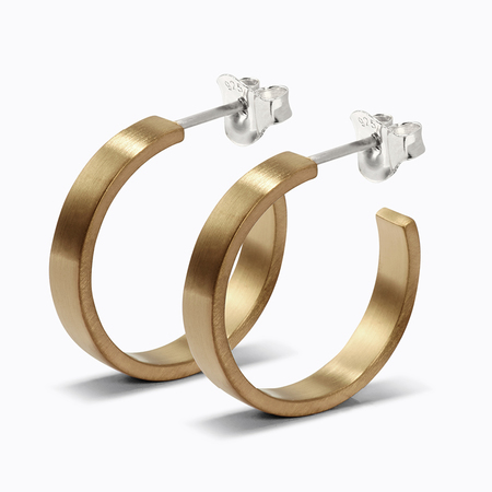 MING YU WANG Annular Earrings