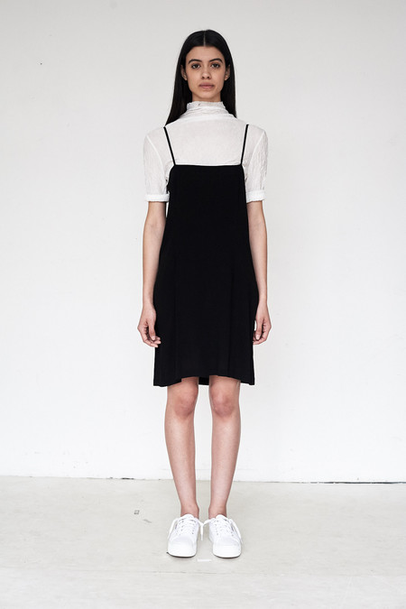 Assembly New York Crepe/Rayon Cami Dress