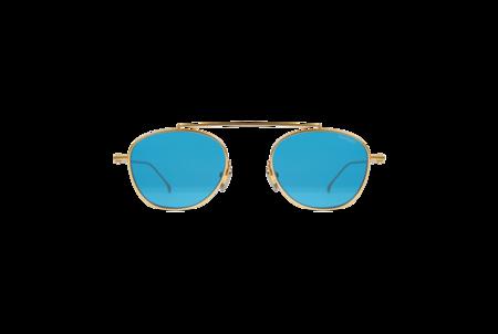 KOMONO Sheldon Sunglasses - Turquoise