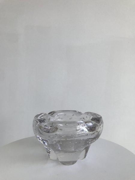 Ri-Ri-Ku BUBBLY ASHTRAY GLASS
