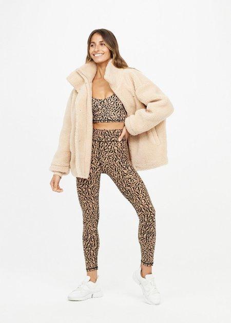 The Upside Candice Top - Leopard