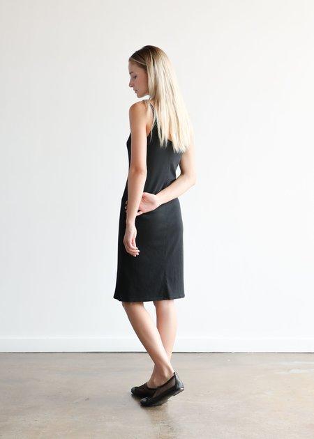 Raquel Allegra Layering Tank Dress - Black
