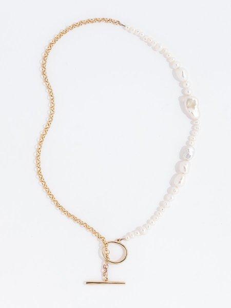 FARIS Mare Necklace - Bronze