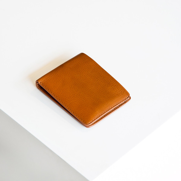 The Horse Wallet Tan