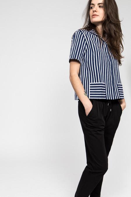 Maison Kitsune Simone Pocket Shirt