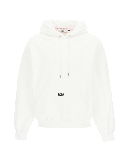 GCDS Sweatshirt with Embroidered Logo