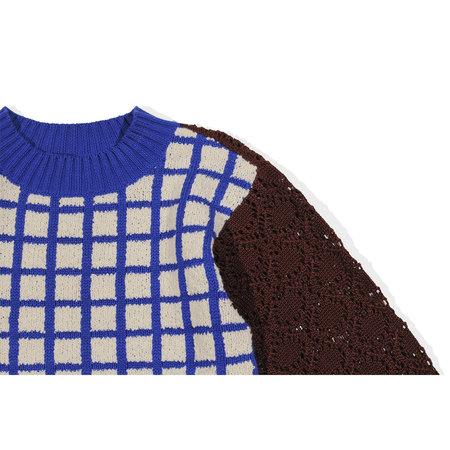 Rachel Comey Lando Top - Blue Multi