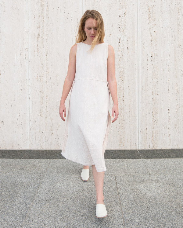 Esby Casey Dress - Natural