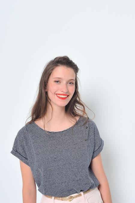 Des Petits Hauts | Jasale Striped T-shirt