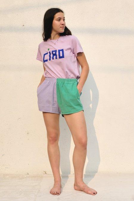 Clare V. Corduroy Shorts