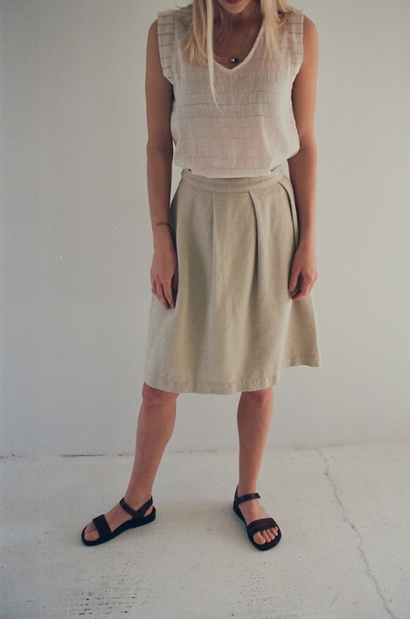 Han Starnes Color Grown Skirt