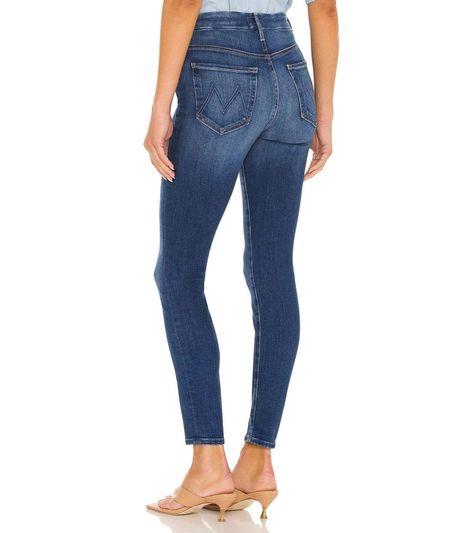Mother Denim High Waisted Looker Jeans - Getalongs