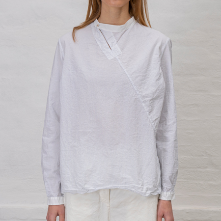 H+ Hannoh Wessel Stella Shirt - Light Blue Stripe