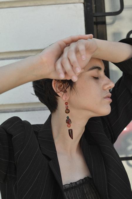 SVNR Handmade Dubrovnik Earrings
