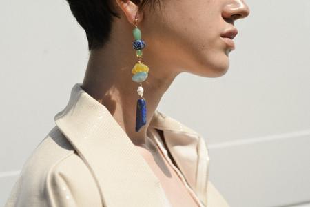 SVNR Handmade Antigua Earrings