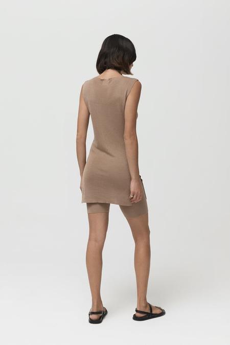Vas Knit Tunic - Oak