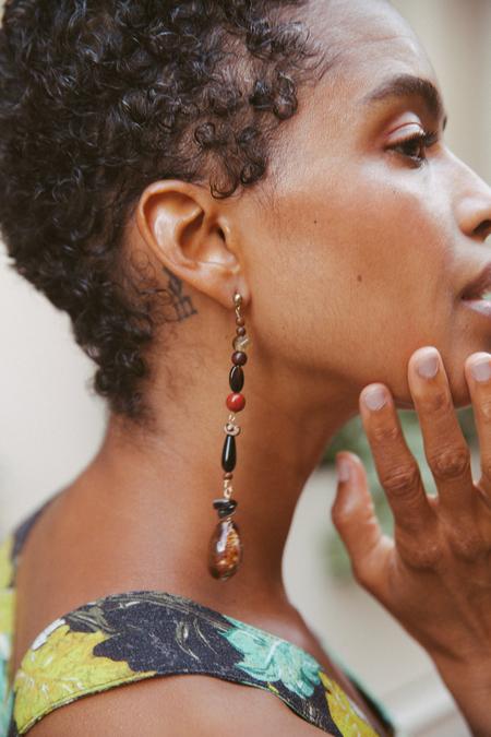SVNR  Handmade Bali Earrings